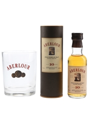 Aberlour 10 Year Old & Whisky