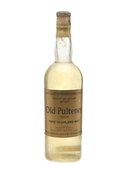 Old Pulteney Pure Highland Malt Bottled 1960s - Cadenhead 75cl / 48.5%