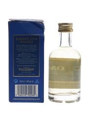 Kilchoman Summer 2010 Release  5cl / 46%