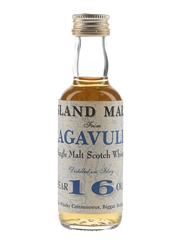 Lagavulin 16 Year Old The Whisky Connoisseur 5cl / 43%