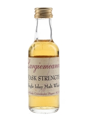 Largiemeanoch 1972 23 Year Old Cask Strength The Whisky Connoisseur 5cl / 54.7%