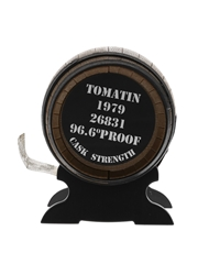 Tomatin 1979 96.6 Proof Cask Strength 21 Year Old - Barrel Miniature 5cl / 55.2%