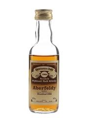 Aberfeldy 1966 Connoisseurs Choice