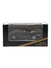 Johnnie Walker Black Label Jaguar E Type V12