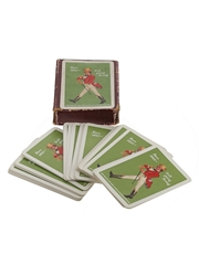Johnnie Walker Brand Playing Cards