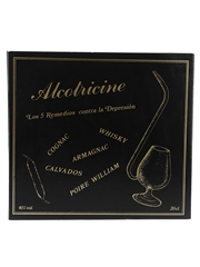 Alcotricine The Five Cures Against Depression