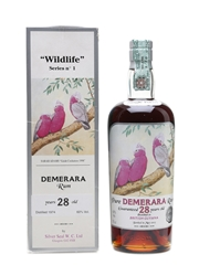 Silver Seal 1974 Demerara Rum - 28 Year Old