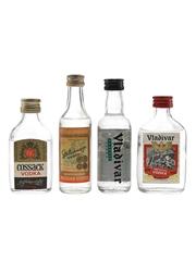 Cossack, Stolichnaya & Vladivar Vodka
