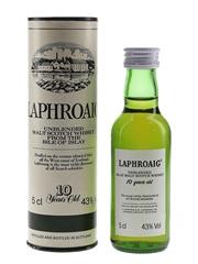 Laphroaig 10 Year Old Unblended