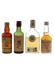 Abbot's Choice, Antiquary, Long John & Whyte & Mackay's