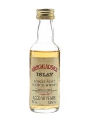 Bruichladdich 10 Year Old