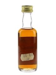 Macallan 1964 Bottled 1980s 5cl / 43%