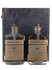 Martell Cordon Argent & 60 Year Old