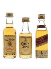 Johnnie Walker, Mackinlay & Queen Anne