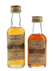 Glendronach 12 Year Old Original & Sherry Cask