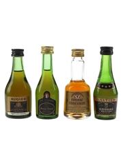 Augier, Baron Otard, Concorde & Gautier