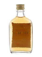 Jamie Stuart Blended Scotch Whisky Bottled 1960s - J & G Stewart Ltd 5cl / 40%