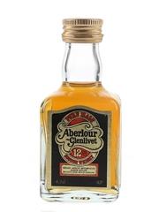 Aberlour Glenlivet 12 Year Old