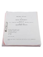 Whisky Galore Shooting Script, 26 June 2015