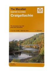 Macallan Easter Elchies Craigellachie Map