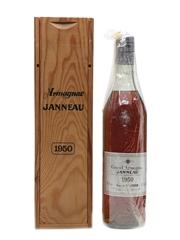 Janneau 1950 Grand Armagnac Bottled 1987 70cl / 42%