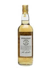 Springbank 50 Year Old Part Of The Millennium Set 70cl / 40.5%