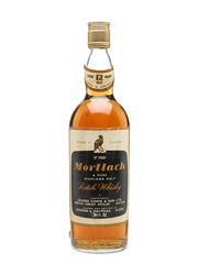 Mortlach 12 Year Old Gordon & MacPhail Bottled 1970s 75cl / 40%
