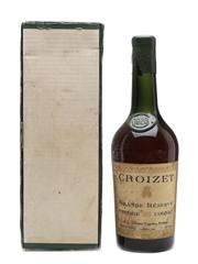 Croizet 1928 Grande Reserve Cognac