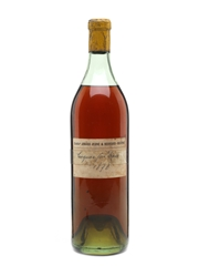Jobard Jeune & Bernard 1878 Fui Boco Cognac