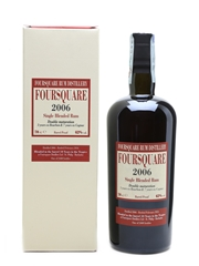 Foursquare 2006 Single Blended Rum 10 Year Old - Velier 70cl / 62%