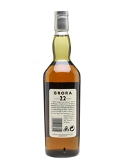 Brora 1972 22 Year Old Rare Malts Selection 70cl / 58.7%