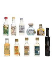 Tequila & Mezcal Miniatures