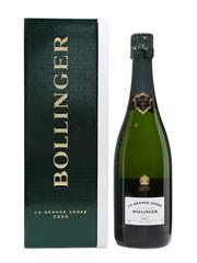 Bollinger 2002 La Grande Année
