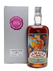 Long Pond 1986 Jamaica Rum