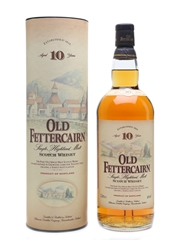 Old Fettercairn 10 Year Old  100cl / 40%