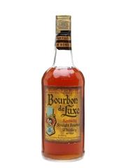 Bourbon De Luxe 1958 Bottled In Bond