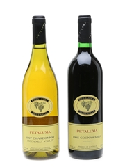 Petaluma 1995 Coonawarra & 1997 Chardonnay