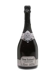 Dom Ruinart 1976 Brut Rose Champagne