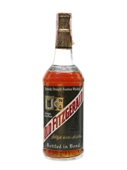 Old Fitzgerald 6 Year Old Bottled In Bond