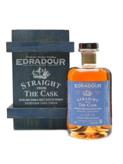 Edradour 1998 Straight From The Cask