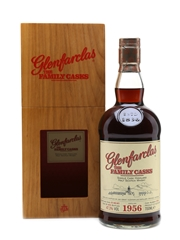 Glenfarclas 1956 The Family Casks