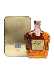 Crown Royal 10 Year Old 1980  75cl / 40%