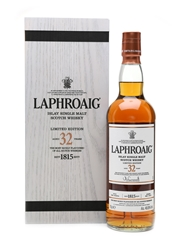 Laphroaig 32 Year Old Limited Edition