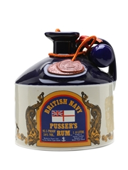 Pusser's British Navy Rum Flagon