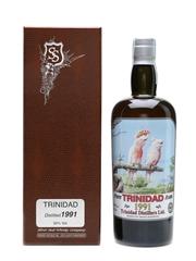 Trinindad Distillers 1991 Rum