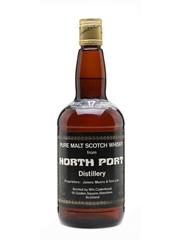 North Port 1964 17 Year Old Bottled 1981 - Cadenhead's 'Dumpy' 75cl / 46%