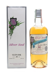 Glen Esk 1971 Silver Seal