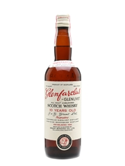 Glenfarclas 10 Year Old Bottled 1960s - Esquin Imports 75cl / 43.4%