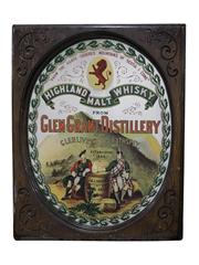 Glen Grant Highland Malt Whisky Mirror