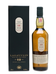 Lagavulin 12 Year Old Natural Cask Strength Special Releases 2002 - 1st Release 70cl / 58%